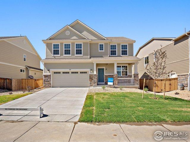 116 S Mcgregor Cir, Erie, CO 80516 (MLS #864619) :: The Daniels Group at Remax Alliance