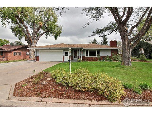 1912 25th Ave, Greeley, CO 80634 (MLS #864627) :: Downtown Real Estate Partners