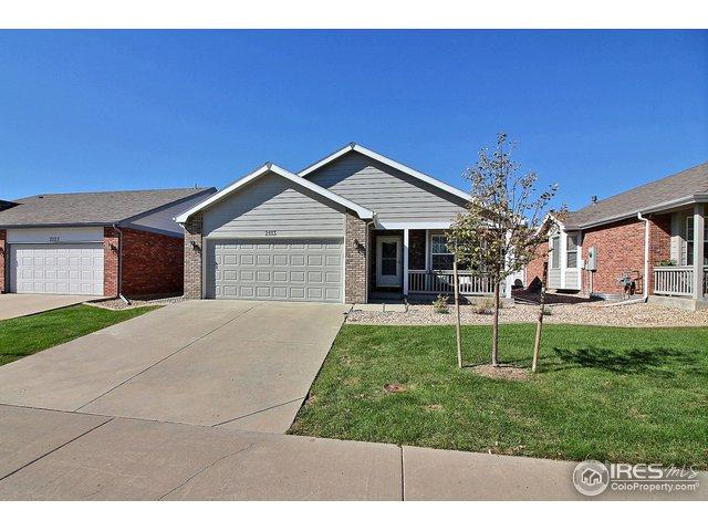 2113 36th Ave, Greeley, CO 80634 (MLS #864633) :: Downtown Real Estate Partners