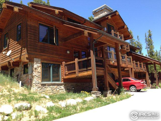 89 Snowshoe Cir, Breckenridge, CO 80424 (MLS #864644) :: Downtown Real Estate Partners