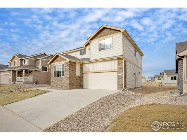 1601 Mt. Oxford Ave, Severance, CO 80550 (MLS #864649) :: Kittle Real Estate