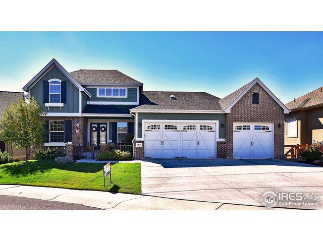 7345 Caledonian Ct, Windsor, CO 80550 (#864650) :: The Griffith Home Team