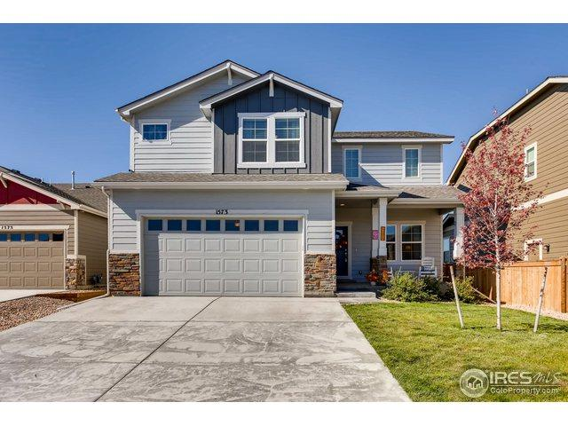 1573 Sierra Plaza St, Severance, CO 80550 (MLS #864652) :: The Daniels Group at Remax Alliance