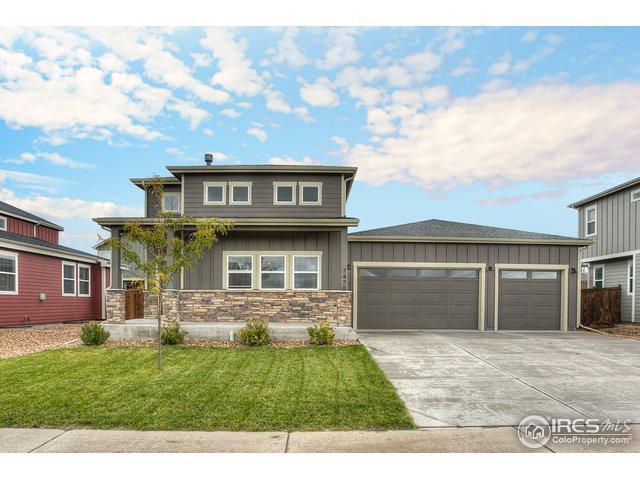 7470 Eustis Dr, Wellington, CO 80549 (MLS #864657) :: Kittle Real Estate