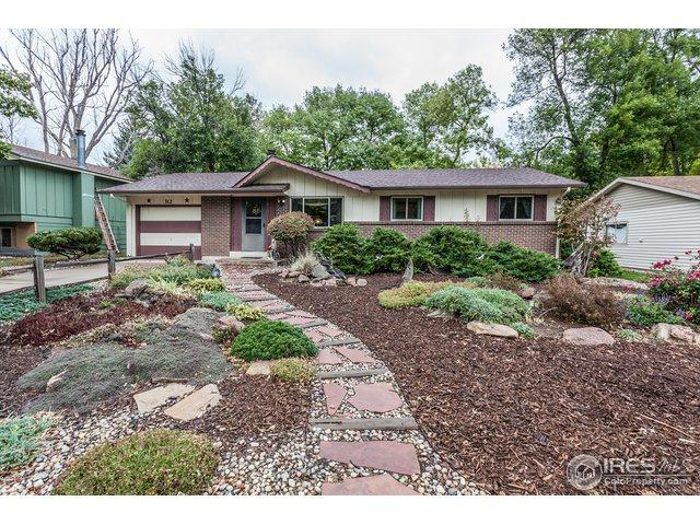 312 Del Clair Rd, Fort Collins, CO 80525 (MLS #864661) :: The Lamperes Team