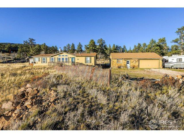 408 Navajo Rd, Red Feather Lakes, CO 80545 (MLS #864667) :: Kittle Real Estate