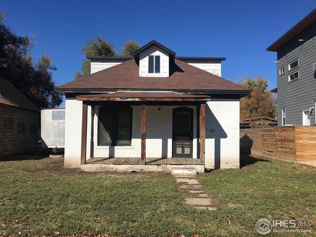 834 E Myrtle St, Fort Collins, CO 80524 (MLS #864682) :: The Daniels Group at Remax Alliance