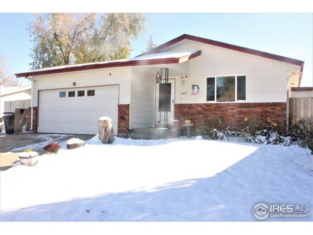 3320 19th St, Greeley, CO 80634 (MLS #864687) :: Downtown Real Estate Partners