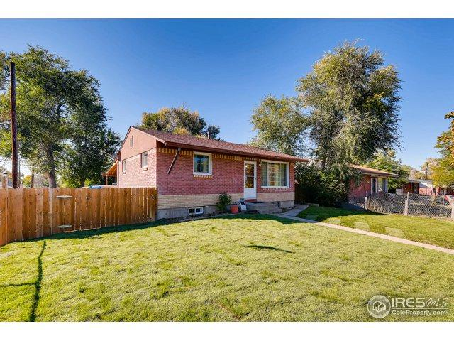 6601 Magnolia St, Commerce City, CO 80022 (MLS #864692) :: Downtown Real Estate Partners