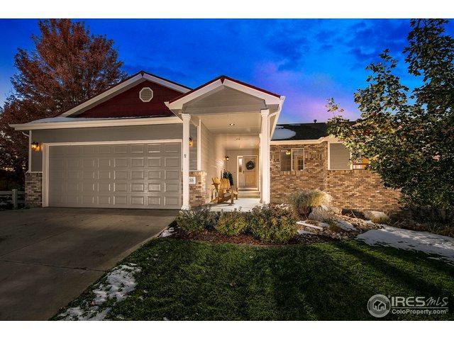 1155 Crabapple Dr, Loveland, CO 80538 (MLS #864711) :: 8z Real Estate