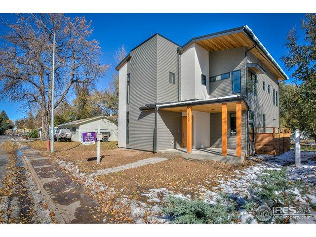 132 N Shields St, Fort Collins, CO 80521 (MLS #864742) :: Downtown Real Estate Partners