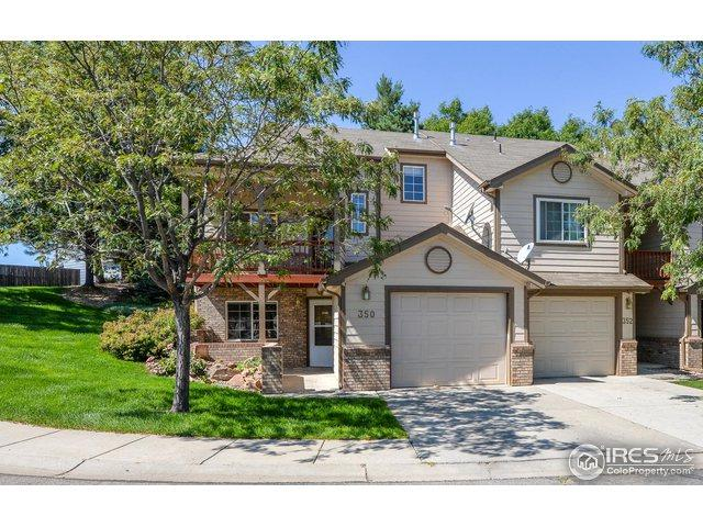 350 Audrey Dr, Loveland, CO 80537 (MLS #864752) :: Downtown Real Estate Partners