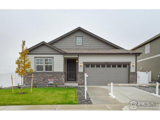 1861 Wyatt Dr, Windsor, CO 80550 (MLS #864765) :: The Daniels Group at Remax Alliance