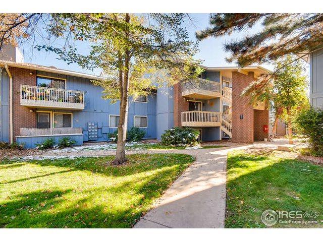 2800 Kalmia Ave C-110, Boulder, CO 80301 (MLS #864822) :: 8z Real Estate