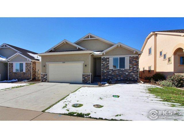 3331 Borrossa St, Evans, CO 80634 (MLS #864823) :: Kittle Real Estate