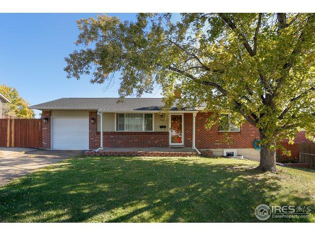 260 W 78th Pl, Denver, CO 80221 (MLS #864835) :: 8z Real Estate