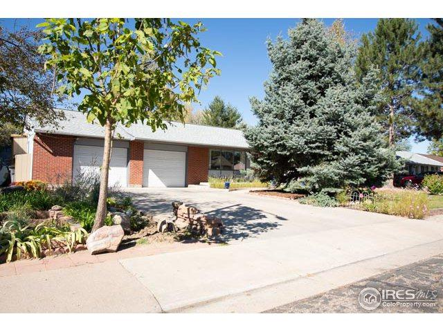 2437 25th Ave, Greeley, CO 80634 (MLS #864845) :: 8z Real Estate
