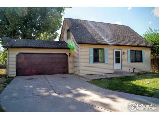 1402 36th St, Evans, CO 80620 (MLS #864853) :: 8z Real Estate