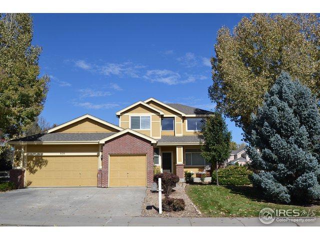 606 Teal Cir, Longmont, CO 80503 (MLS #864856) :: 8z Real Estate