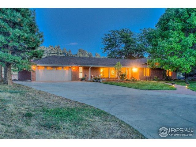 3620 Glade Rd, Loveland, CO 80538 (MLS #864859) :: Kittle Real Estate