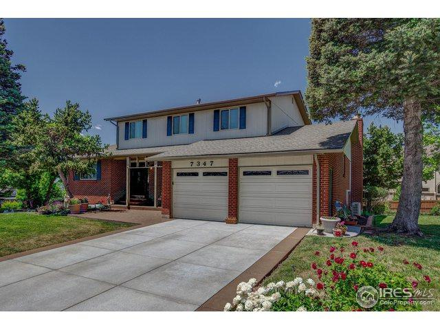7347 Robb St, Arvada, CO 80005 (MLS #864863) :: 8z Real Estate