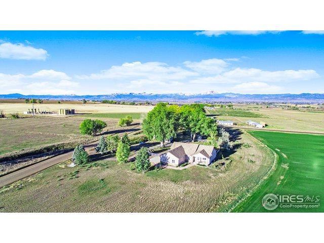 1081 County Road 38, Berthoud, CO 80513 (MLS #864867) :: The Daniels Group at Remax Alliance