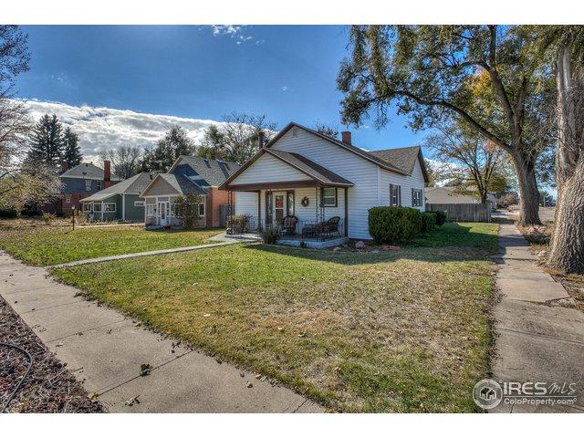 432 Elm Ave, Eaton, CO 80615 (MLS #864870) :: 8z Real Estate