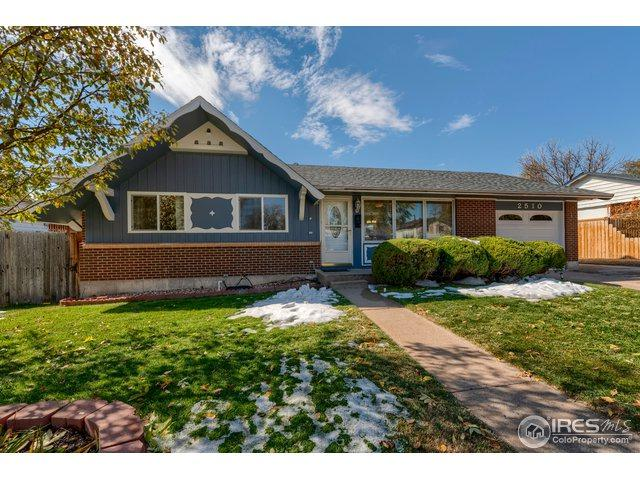 2510 W 25th St Rd, Greeley, CO 80634 (MLS #864885) :: The Daniels Group at Remax Alliance