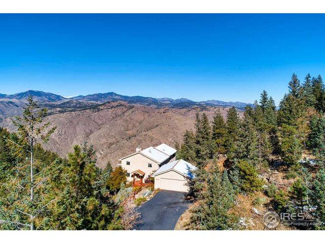 22146 Swift Fox Trl, Golden, CO 80401 (#864886) :: The Peak Properties Group