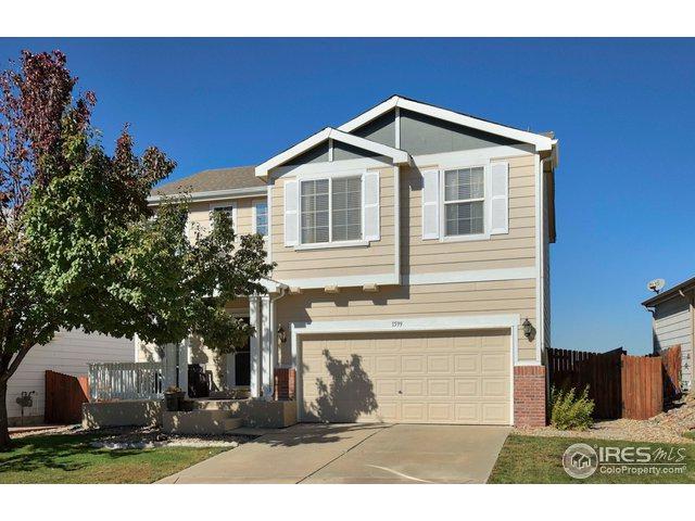 1599 Wagonwheel Dr, Fort Lupton, CO 80621 (MLS #864893) :: 8z Real Estate