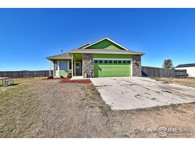 35215 County Road 55, Gill, CO 80624 (MLS #864895) :: 8z Real Estate