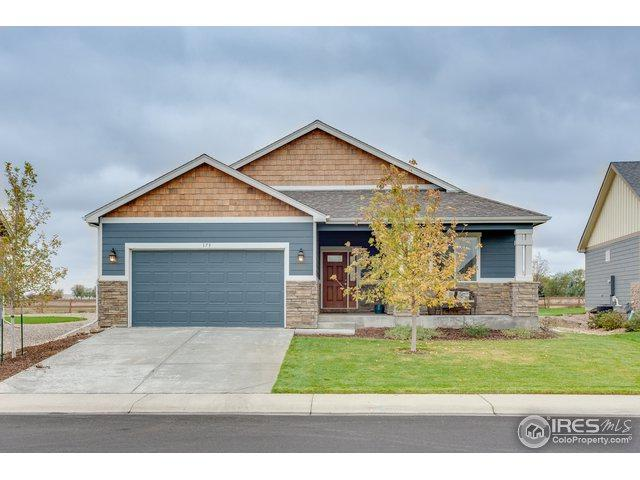 173 Veronica Dr, Windsor, CO 80550 (MLS #864898) :: The Daniels Group at Remax Alliance