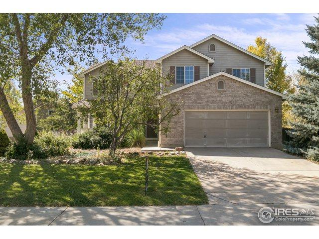 2325 Tucson Ct, Longmont, CO 80504 (MLS #864901) :: The Daniels Group at Remax Alliance