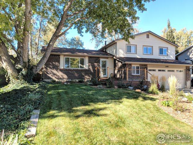 1449 Mayfield Cir, Longmont, CO 80501 (MLS #864902) :: The Daniels Group at Remax Alliance