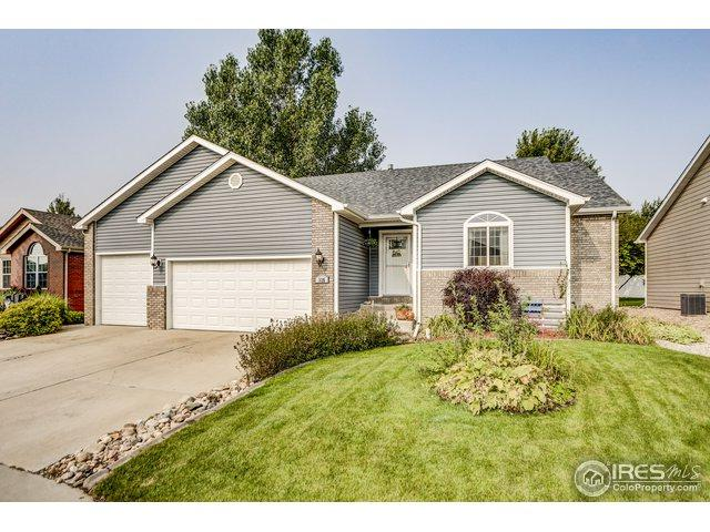 325 Whitney Bay, Windsor, CO 80550 (MLS #864909) :: 8z Real Estate