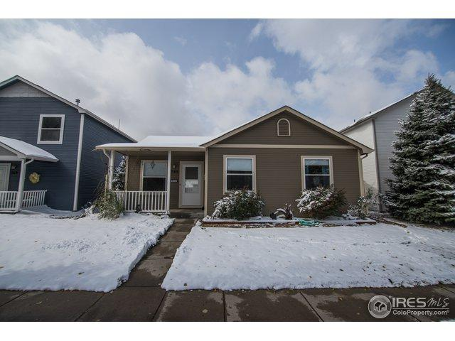 785 Zircon Ave, Loveland, CO 80537 (MLS #864914) :: The Daniels Group at Remax Alliance