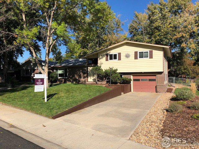 1430 Tulip St, Longmont, CO 80501 (MLS #864926) :: The Daniels Group at Remax Alliance