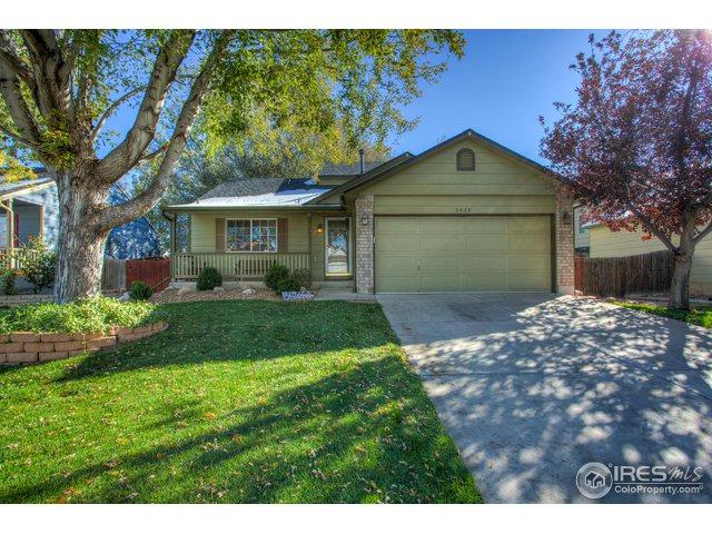 5428 Bear Ln, Frederick, CO 80504 (MLS #864932) :: The Daniels Group at Remax Alliance