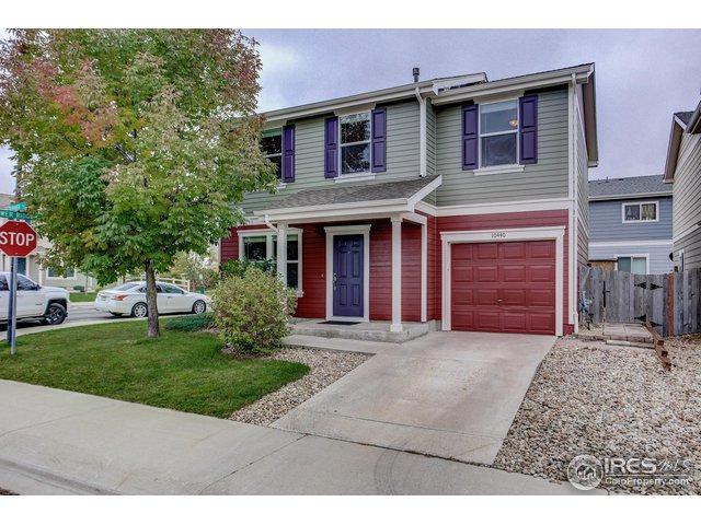 10440 Durango Pl, Longmont, CO 80504 (MLS #864937) :: The Daniels Group at Remax Alliance