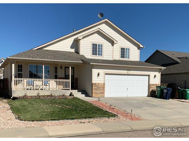 3674 Homestead Dr, Mead, CO 80542 (MLS #864939) :: Kittle Real Estate