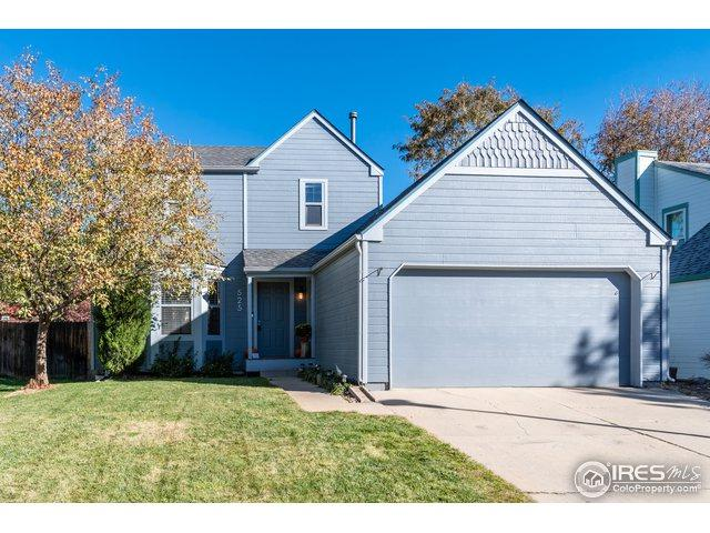 525 W Sycamore Cir, Louisville, CO 80027 (MLS #864943) :: The Biller Ringenberg Group