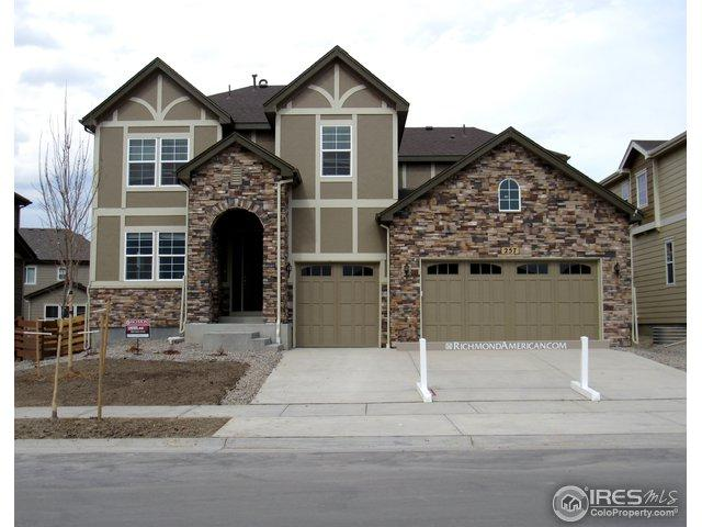 257 Horizon Ave, Erie, CO 80516 (#864955) :: The Griffith Home Team