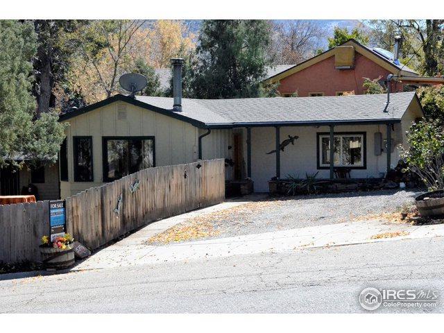 539 Prospect St, Lyons, CO 80540 (#864956) :: The Peak Properties Group