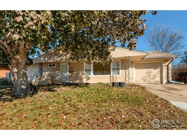 1824 Broadview Pl, Fort Collins, CO 80521 (#864960) :: The Peak Properties Group