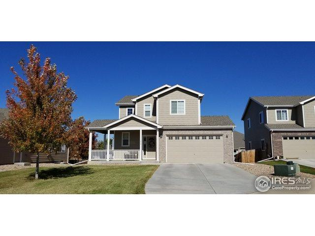 419 Clark St, Johnstown, CO 80534 (MLS #864968) :: The Daniels Group at Remax Alliance