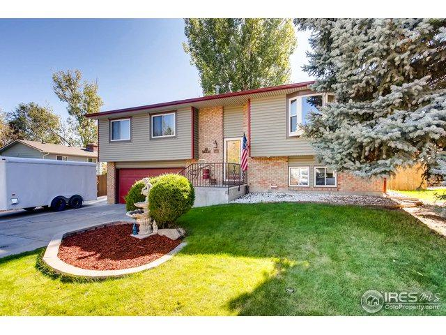 4006 W 13th St, Greeley, CO 80634 (MLS #864971) :: The Daniels Group at Remax Alliance