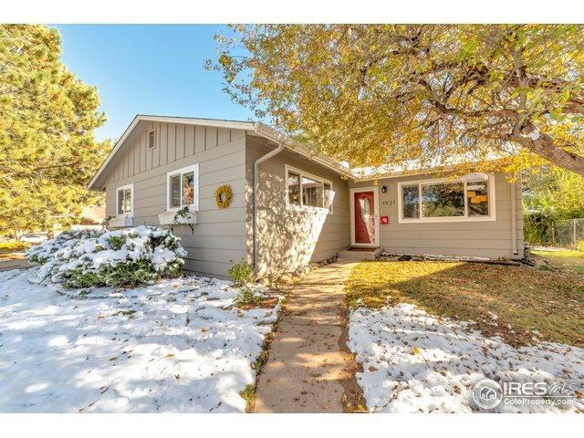 1921 Oakwood Dr, Fort Collins, CO 80521 (MLS #864977) :: The Daniels Group at Remax Alliance
