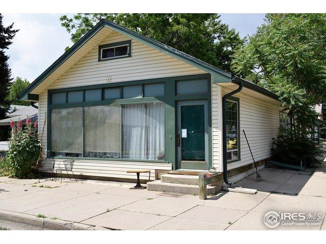 501 W 5th St, Loveland, CO 80537 (MLS #864979) :: The Daniels Group at Remax Alliance