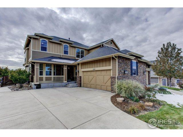 5048 Silver Feather Cir, Broomfield, CO 80023 (MLS #864987) :: The Daniels Group at Remax Alliance