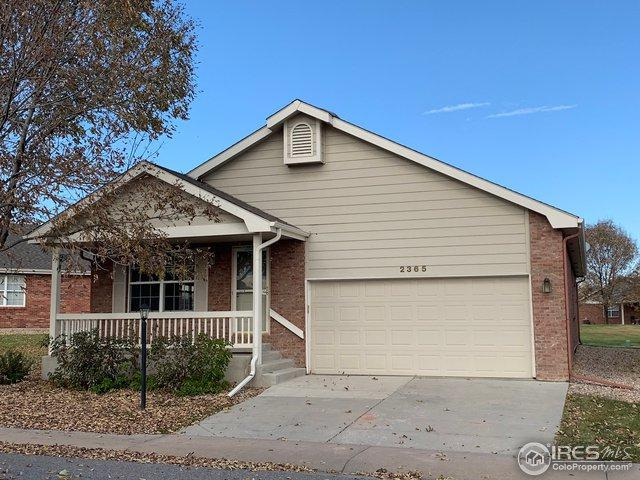 2365 Lawson Dr, Loveland, CO 80538 (MLS #864988) :: The Daniels Group at Remax Alliance